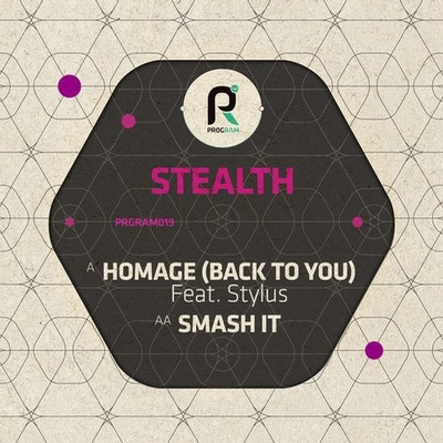 Homage (Back To You) / Smash It